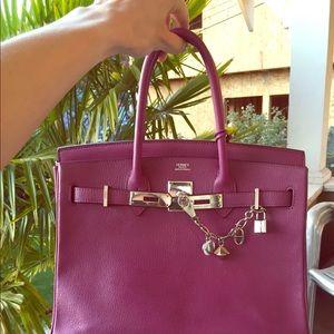 Women s Hermes Birkin Handbag on Poshmark eea464ead1